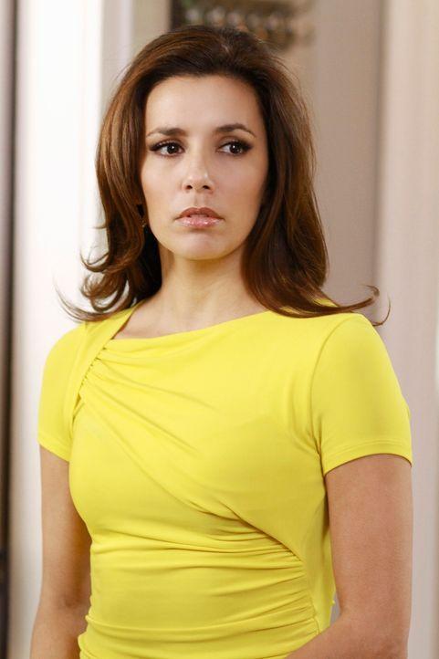 Gabrielle (Eva Longoria) macht sich Sorgen um ihre Freundin Bree, deren Alkoholkonsum stetig zunimmt ... - Bildquelle: 2011 American Broadcasting Companies, Inc. All rights reserved.
