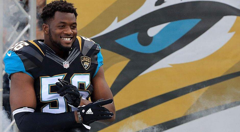 Dante Fowler Jr. (Jacksonville Jaguars) - Bildquelle: 2016 Getty Images