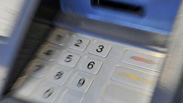 Mehr Datenklau am Geldautomaten