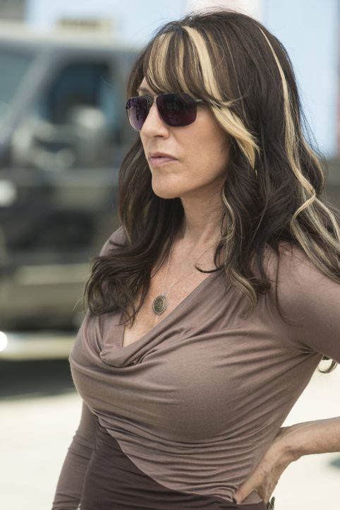 Gemma (Katey Sagal) ist glücklich mit Nero, doch hat die Beziehung eine Zukunft? - Bildquelle: 2012 Twentieth Century Fox Film Corporation and Bluebush Productions, LLC. All rights reserved.