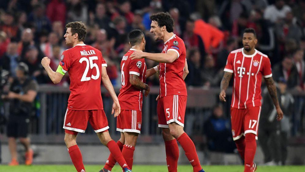 Nullnummer reicht Bayern zum Weiterkommen - Bildquelle: dpa