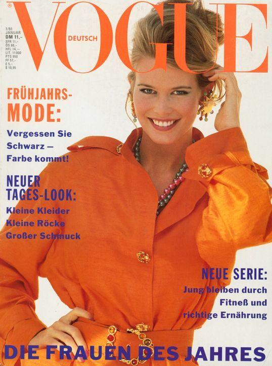 Vogue Deutschland, Fotograf: Neil Kirk