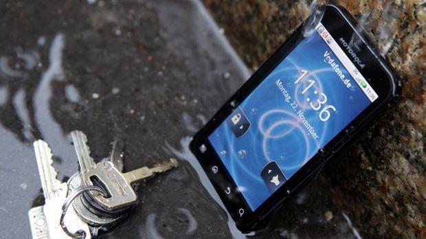 Outdoor-Handys