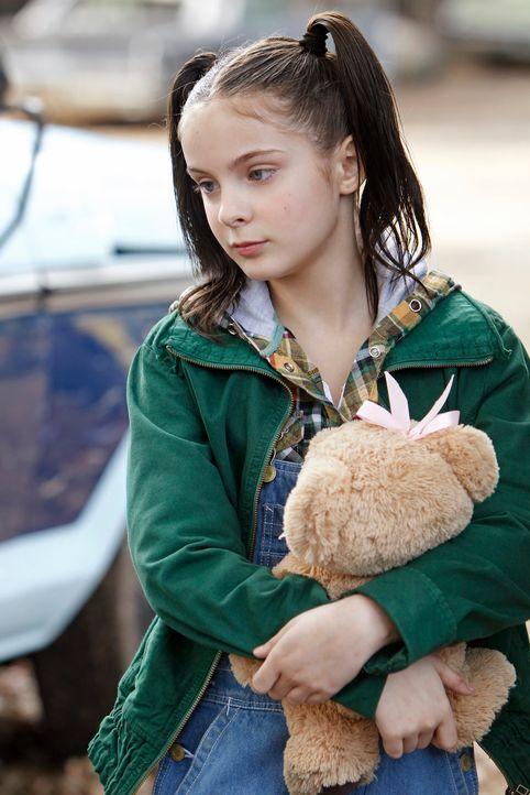 Bei den Ermittlungen in einem neuen Fall, erinnert sich Abby (Brighton Sharbino) an ihren ersten  Fall, den sie als Kind mit ihrem Bruder aufgeklärt... - Bildquelle: CBS Television