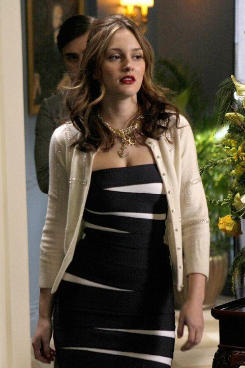 Völlig mitgenommen von der Richtung, in die sich ihr Leben in letzter Zeit entwickelt hat, entdeckt Blair (Leighton Meester) ihre wilde, unvorherseh... - Bildquelle: Warner Brothers