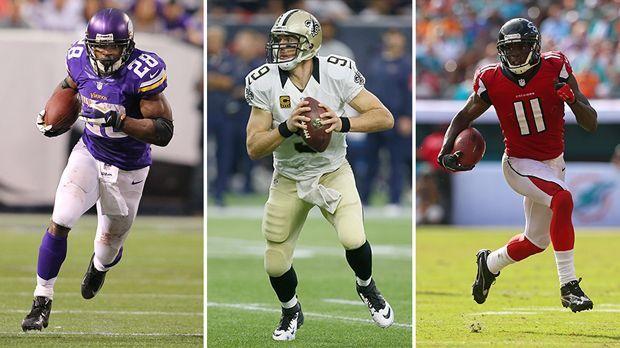 NFL Regular Season: Die Top-Statistiken - Bildquelle: Getty Images