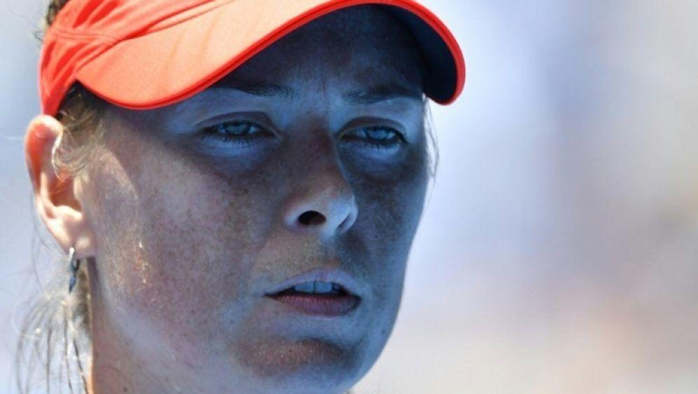 Schulterprobleme: Scharapowa nicht in Indian Wells dabei - Bildquelle: AFPSIDSAEED KHAN