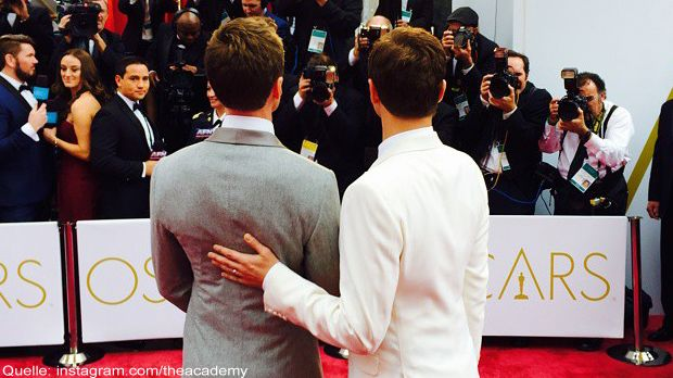 Oscars-The-Acadamy-12-instagram-com-theacadamy - Bildquelle: instagram.com/theacademy