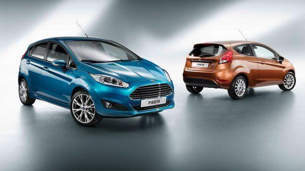 Ford Fiesta Back