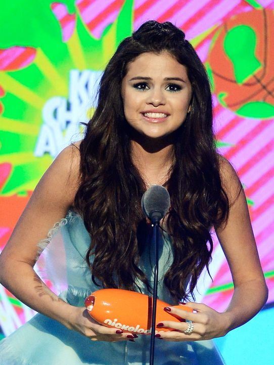kids-choice-awards-2013-Selena-Gomez-130323-1-getty-AFP - Bildquelle: getty-AFP
