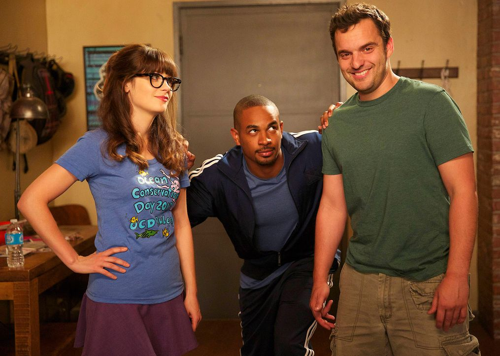 New Girl Behind The Scenes29 - Bildquelle: 20th Century Fox Film Corporation. All rights reserved