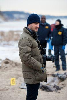 Hannibal - Brian Zeller (Aaron Abrams) hält jedes Detail mit der Kamera fest....