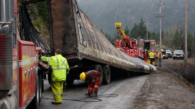 Highway Heroes Canada - Der Coquihalla Highway in Kanada gehört zu den gefähr...