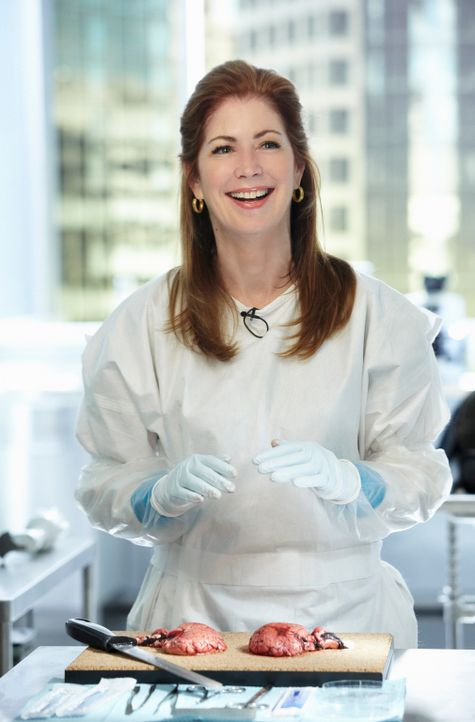 Ermittelt in einem neuen Fall: Megan Hunt (Dana Delany) ... - Bildquelle: 2010 American Broadcasting Companies, Inc. All rights reserved.