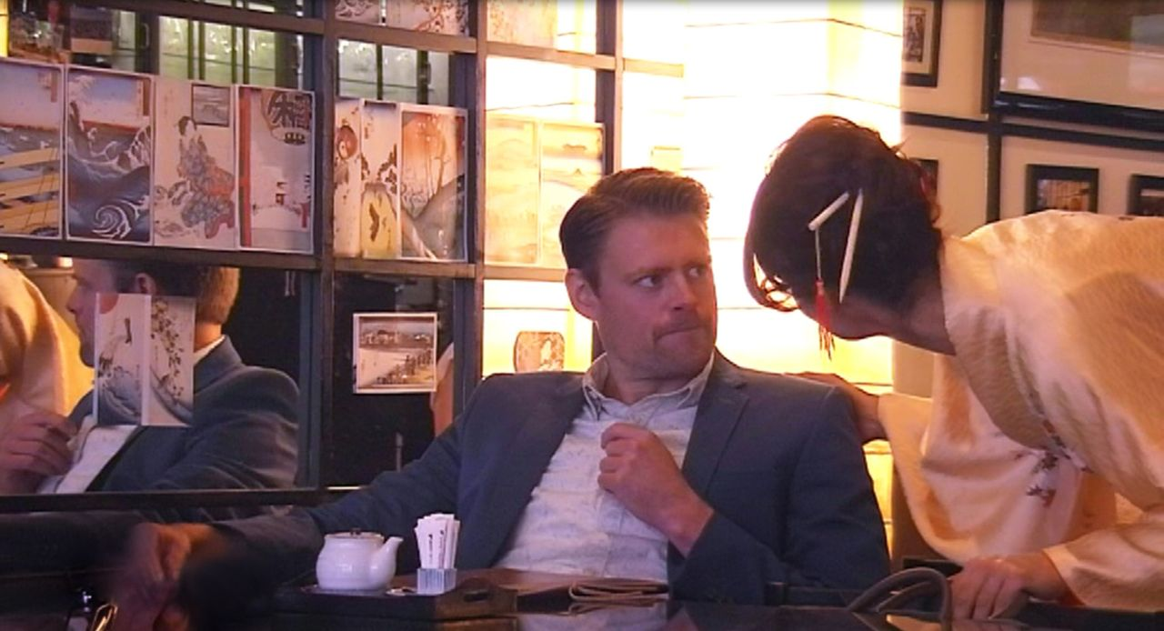 """Unter den Pranks in """"Reingelegt - Die lustigsten Promi-Fallen"""" leiden Prominente wie Max Giermann (l.) ... - Bildquelle: SAT.1"""