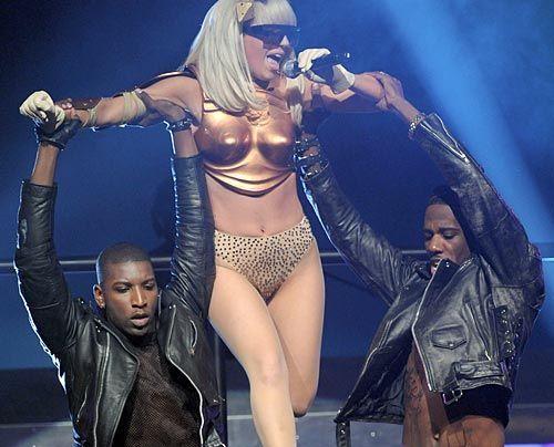 Galerie: Lady GaGa - Bildquelle: dpa