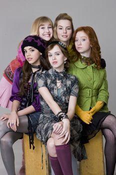 Die Glamour-Clique - Cinderellas Rache - Kaum an der neuen Schule angekommen,...