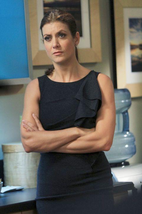 Hat große Probleme damit, Amelia in diesem Zustand zu sehen: Addison (Kate Walsh) ... - Bildquelle: ABC Studios