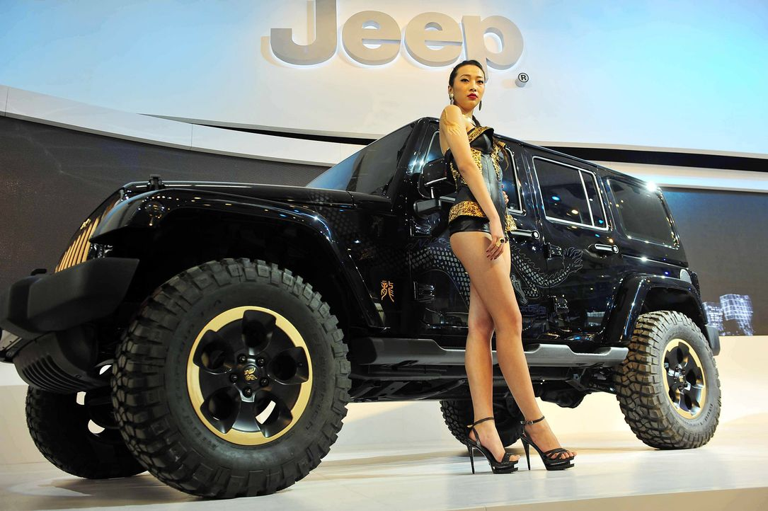automesse-china-Jeep-120422-AFP - Bildquelle: AFP
