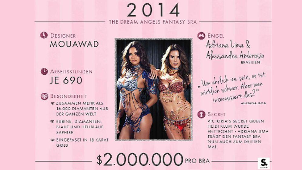 Victoria's Secret Fantasy Bras - Bildquelle: STYLIGHT