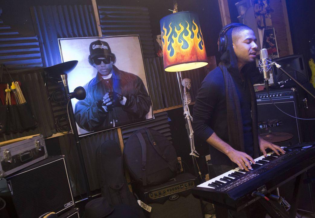 Jamal (Jussie Smollett) hat endlich seinen Sound gefunden. Bei einem Underground-Produzenten nimmt er seine erste richtige Single auf ... - Bildquelle: 2015 Fox and its related entities.  All rights reserved.