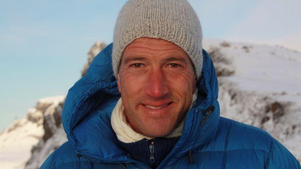 Auf Island macht Ben Fogle erstaunliche Entdeckungen ... © Lara Bickerton BBC...