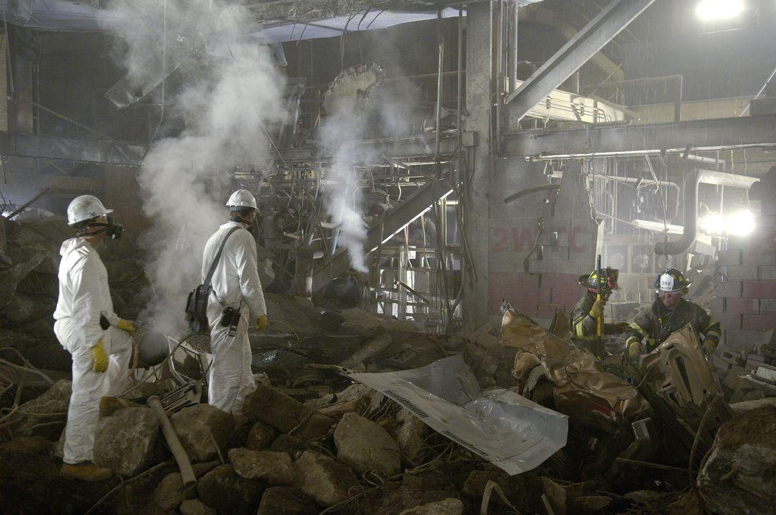 1993, acht Jahre vor der Flugzeug-Attacke auf das World Trade Center, werden die Zwillingstürme in New York zum ersten Mal Ziel eines Angriffs von... - Bildquelle: ABC, INC.
