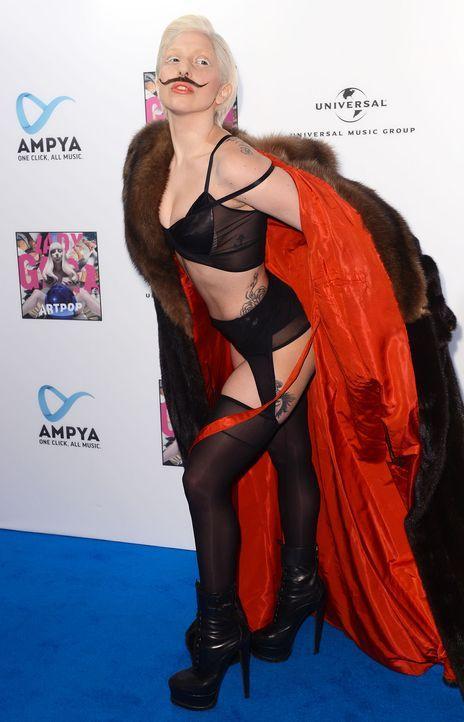 Lady-Gaga-13-10-24-2-dpa - Bildquelle: dpa