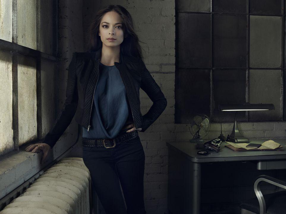 (1. Staffel) - Bei der Aufklärung eines Mordes, macht Polizeibeamtin Catherine Chandler (Kristin Kreuk, r.) eine ganz besondere Entdeckung ... - Bildquelle: 2012 The CW Network, LLC. All rights reserved.