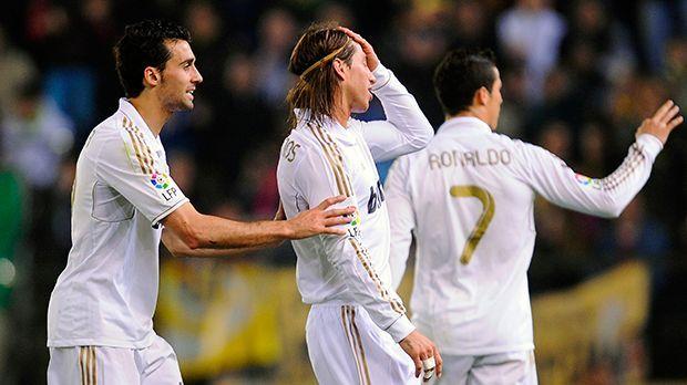 Sergio Ramos - Bildquelle: 2012 Getty Images