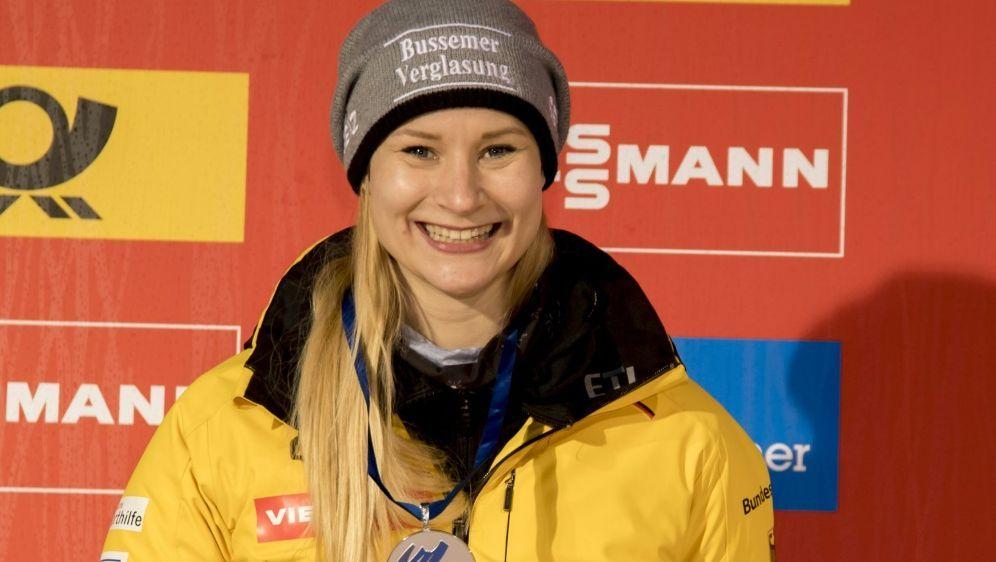 Dajana Eitberger gewinnt in Oberhof - Bildquelle: PIXATHLONPIXATHLONSID