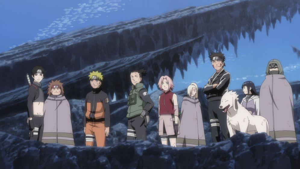 Naruto Shippuden the Movie: Die Erben des Willens des Feuers - Bildquelle: 2002 MASASHI KISHIMOTO /2007 Shippuden   NMP 2009