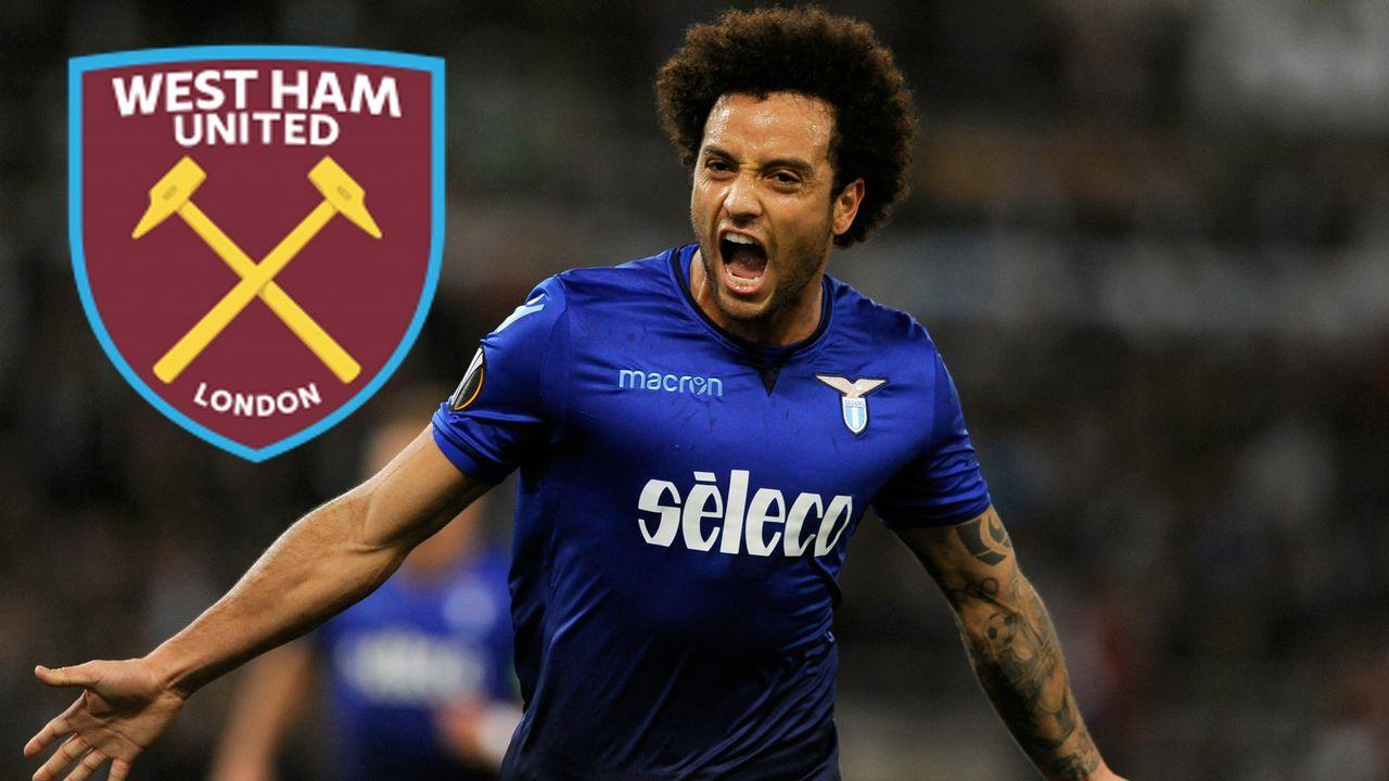 Felipe Anderson (Zugang West Ham United) - Bildquelle: 2018 Getty Images
