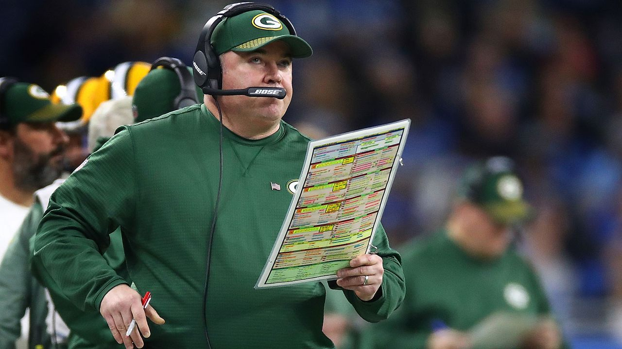 Mike McCarthy (Green Bay Packers) - Bildquelle: 2017 Getty Images