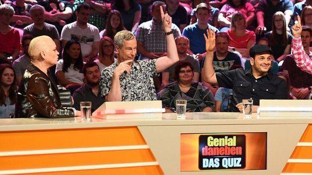 Genial Daneben - Das Quiz - Genial Daneben - Das Quiz - Welcher Star Kennt Die Antwort?