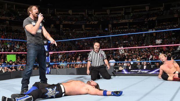 SmackDown vom 21. Oktober