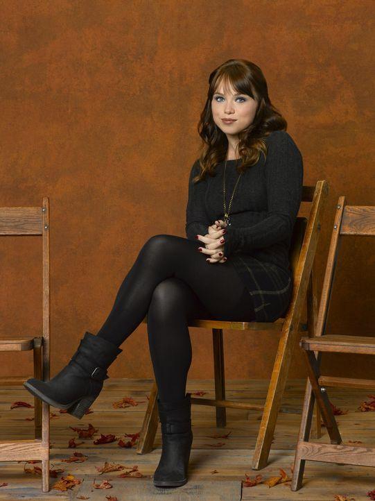 (3. Staffel) - Kristin Baxter (Amanda Fuller) ist die älteste der drei Baxter Töchter und die Mutter des kleinen Boyd. Ihr sanftes Gemüt ist der Ruh... - Bildquelle: 2011 Twentieth Century Fox Film Corporation