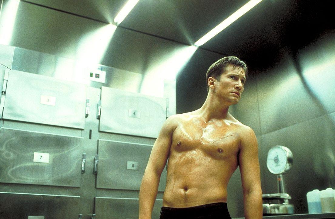 Als Mediziner ist auch der attraktive Hein (Benno Fürmann) an den Eid des Hippokrates gebunden ... - Bildquelle: Columbia Pictures