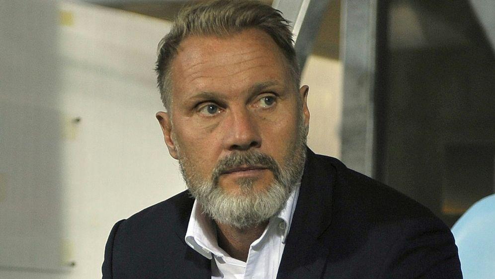 Austria Wien mit Coach Fink verpasst die Zwischenrunde - Bildquelle: AFPSIDSTRINGER