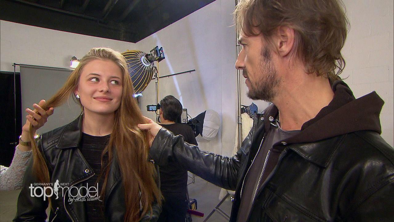 GNTM-11-Sendung4_013 - Bildquelle: ProSieben