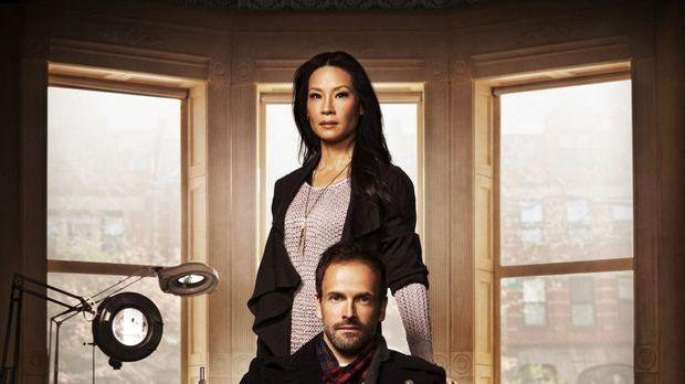 Sherlock auf seiner Detektivreise.