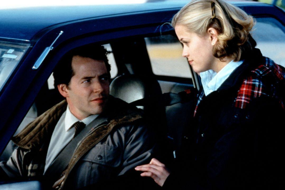 Um Schulsprecherin zu werden, wirft Tracy Flick (Reese Witherspoon, r.) alles in die Waagschale: Gekonnt becirct sie ihren Lehrer Jim McAllister (Ma... - Bildquelle: Paramount Pictures