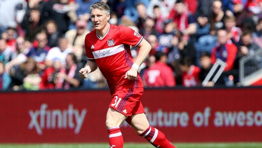 MLS: Siebte Niederlage für Schweinsteiger mit Chicago - Bildquelle: AFPGETTY SIDDylan Buell
