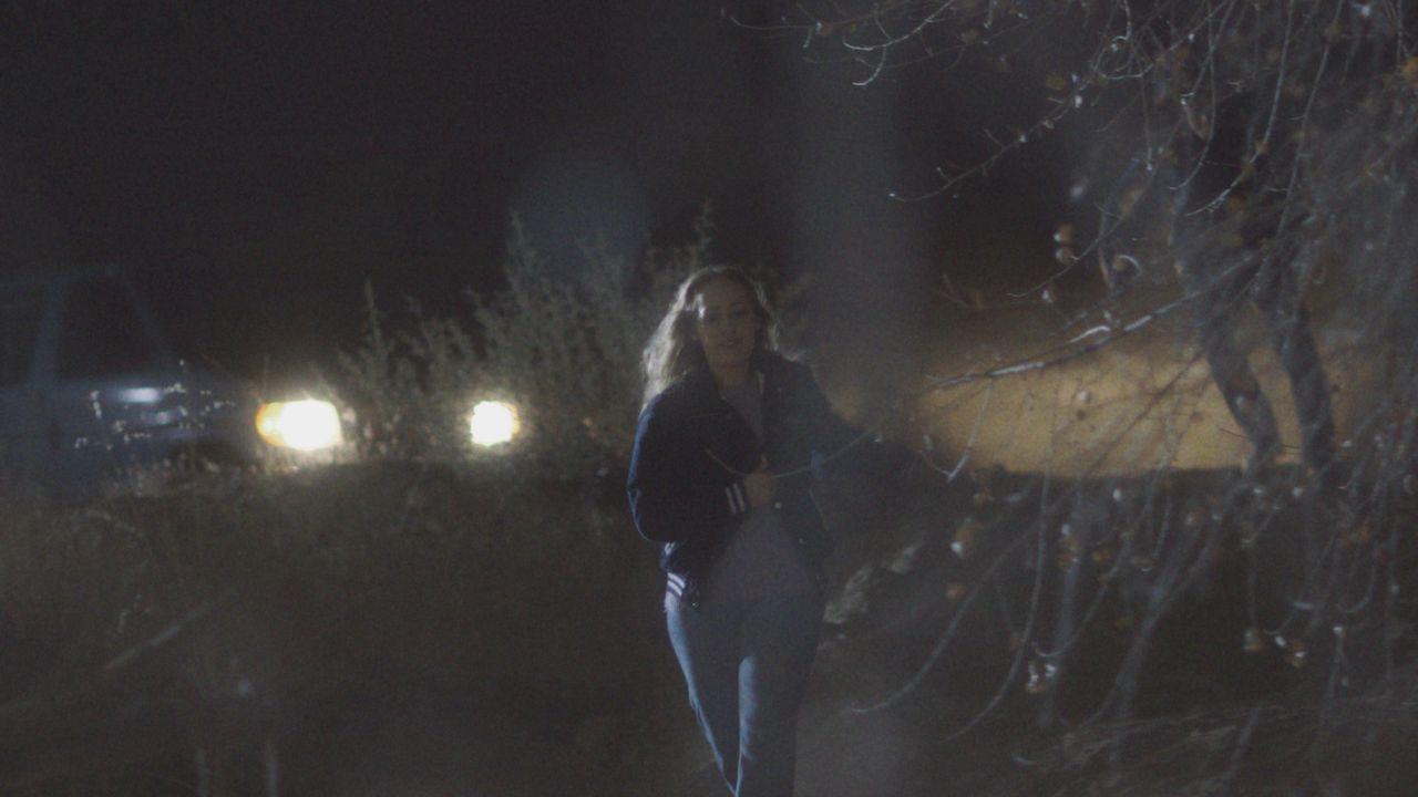 Sie rennt um ihr Leben und versucht, ihrem Mörder zu entkommen: Nach einem launigen Abend in einer Kneipe wird die 19-jährige Janean Brown am 17. No... - Bildquelle: LMNO Cable Group