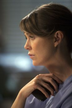 Grey's Anatomy - Die jungen Ärzte - Merediths (Ellen Pompeo) Unehrlichkeit in...