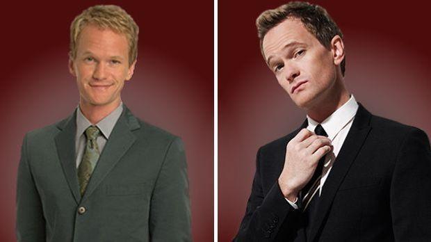 Barney - Veränderung
