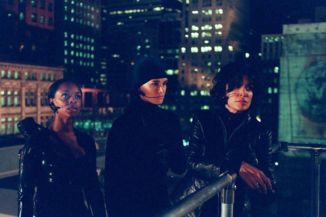 Gemeinsam machen sich (v.l.n.r.) Bella (N'Bushe Wright), Shirley (Brooke Shields) und Dolly (Mercedes Ruehl) daran, den letzten Coup der verstorbene... - Bildquelle: ABC
