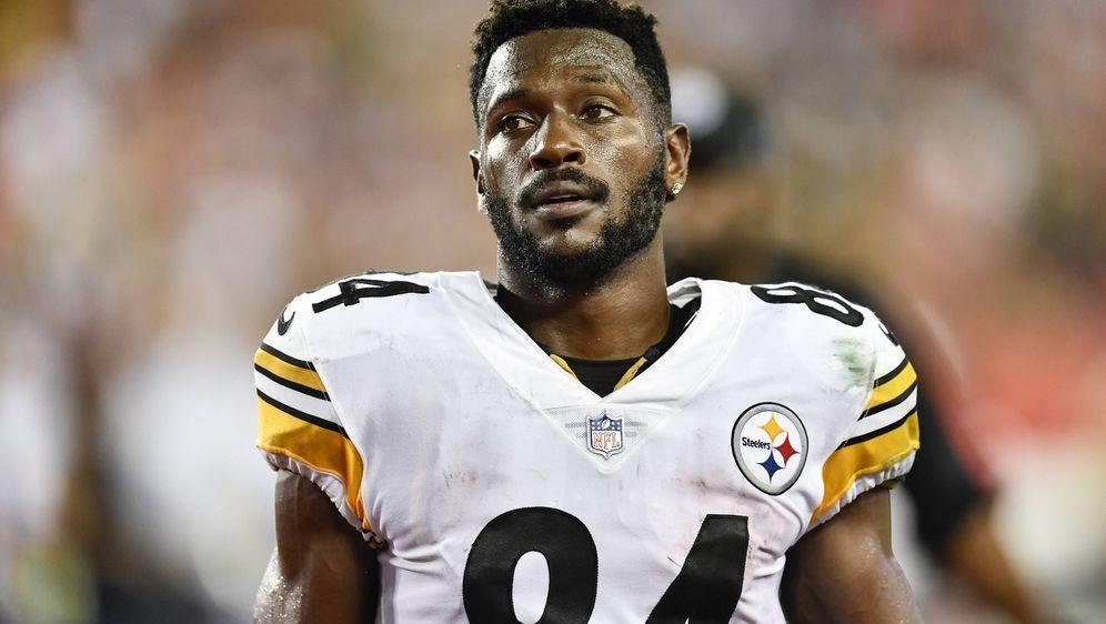Antonio Brown ist Wide Receiver der Pittsburgh Steelers - Bildquelle: imago/Icon SMI