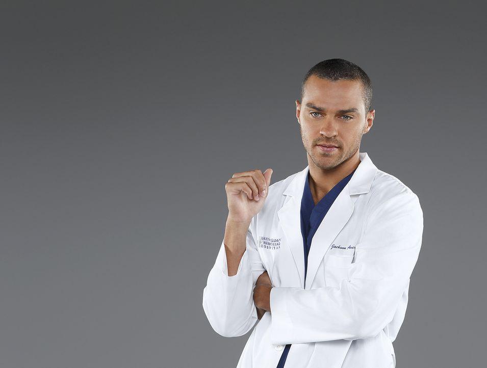(10. Staffel) - Muss sich neuen Herausforderungen stellen: Jackson (Jesse Williams) ... - Bildquelle: ABC Studios