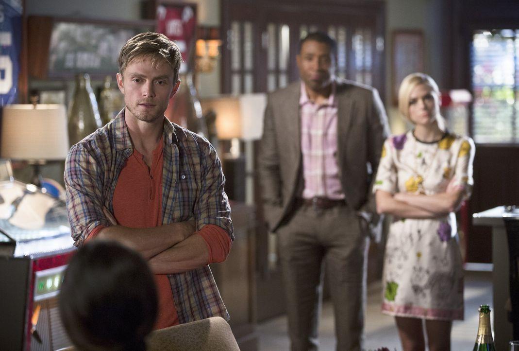 Hart of Dixie: Die Streitereien mit Zoe sind für Wade eine große Belastung - Bildquelle: Warner Bros. Entertainment Inc.
